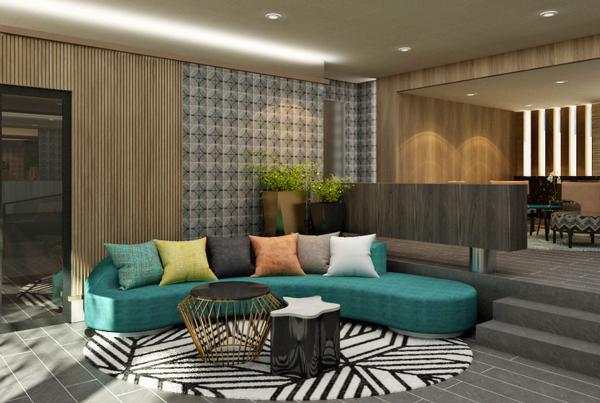 Proyecto Hotel en San Borja