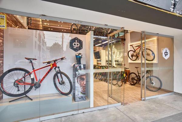 Tienda de Bicicletas – GB Bikes
